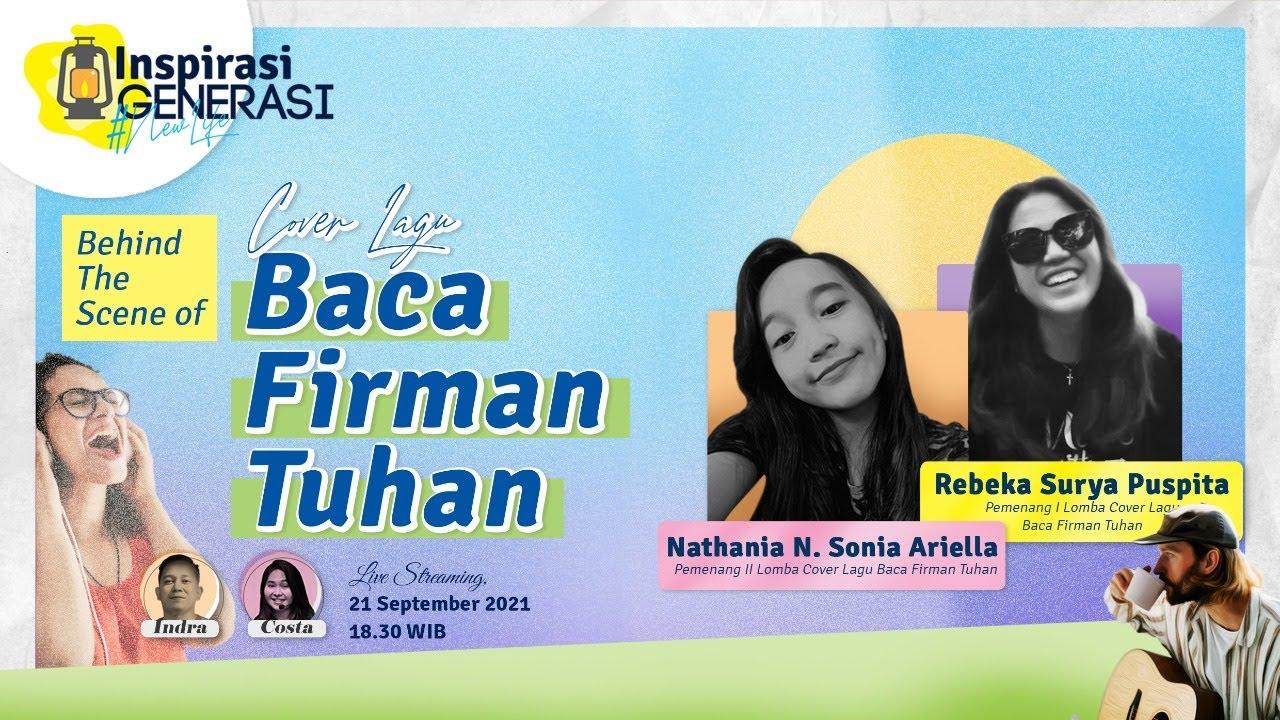 BEHIND THE SCENE OF COVER SONG: BACA FIRMAN TUHAN - Inspirasi Generasi New Life